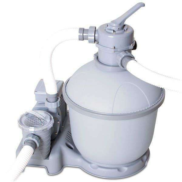 Buy Bestway Flowclear Sand Filter Pump For Swimming Pool Cd