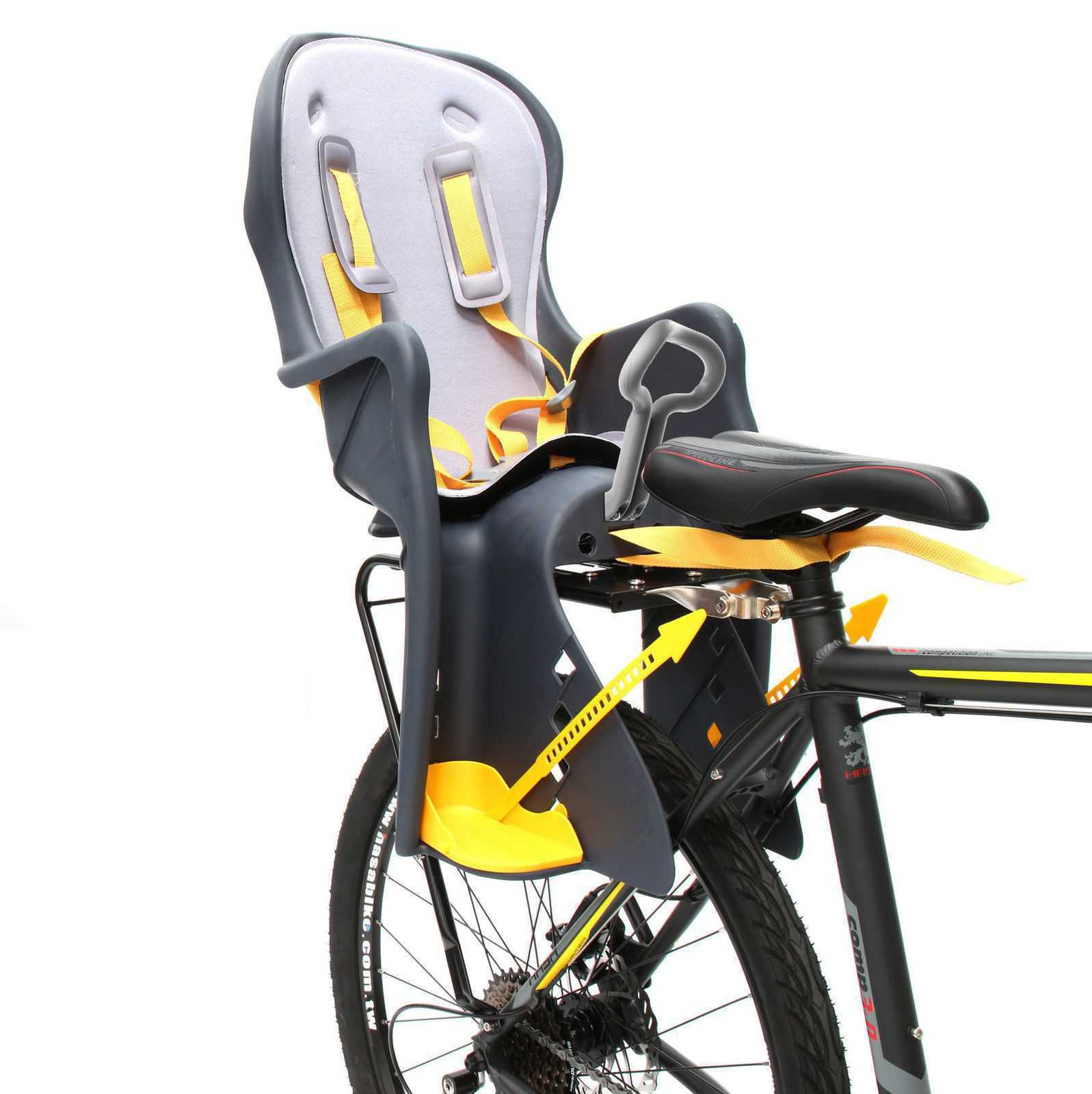 Buy Bicycle Kids Child Rear Baby Seat Bike Carrier