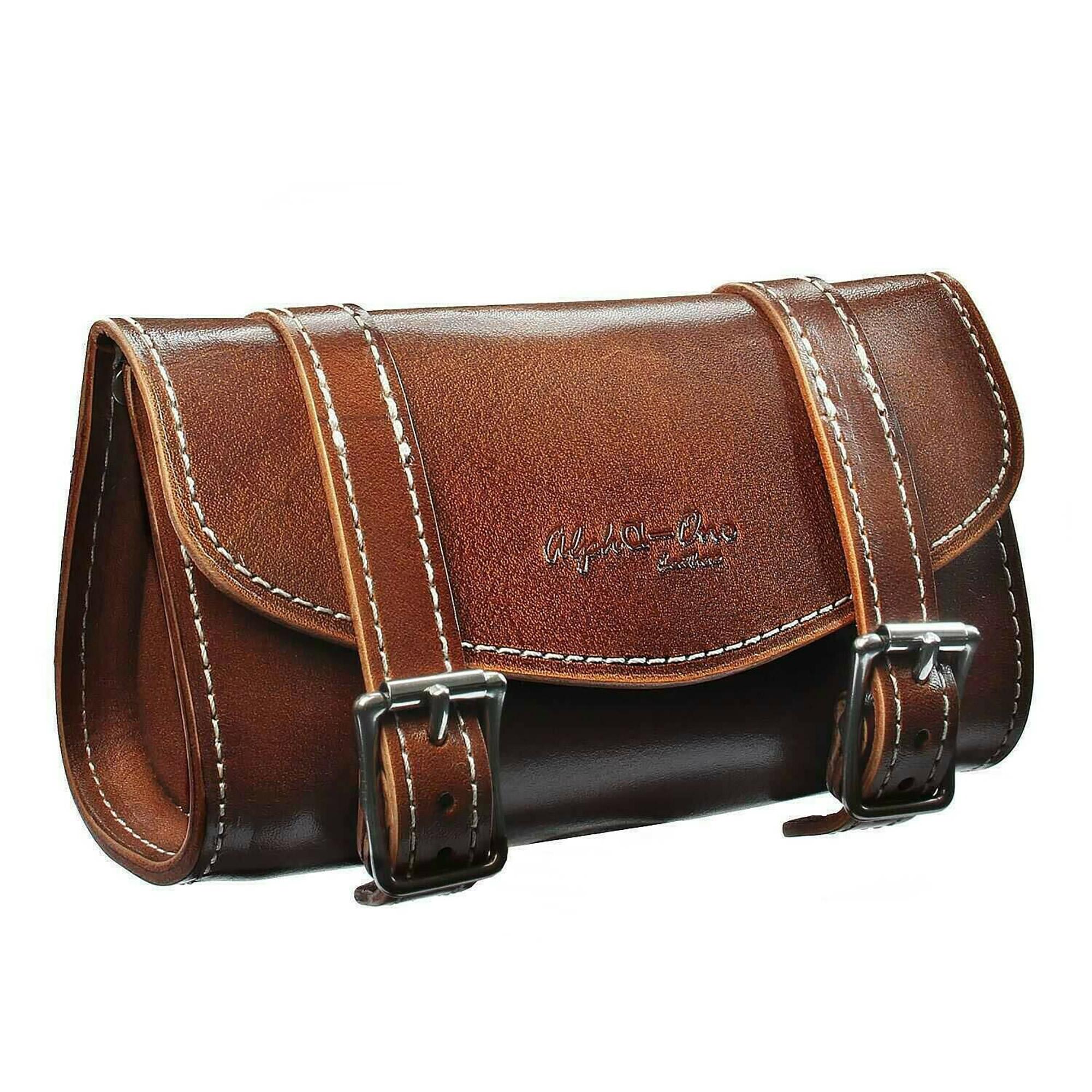 Vintage Saddle Bag 23