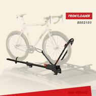 "YAKIMA Universal Front Loader Bike Bicycle Mount Fits 20"" to 29"" Wheel Roof Rack"