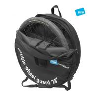 Germany B&W Bicycle Bike Double Wheel Bag Padded