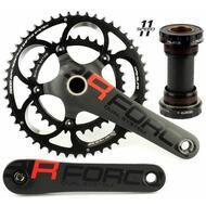 DRIVELINE Airforce Road Bike Crank Crankset Shimano Campagnolo 11 Speed Compatible 172.5mm