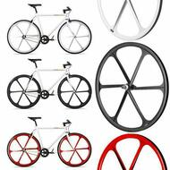 700c Fixie Single Speed Road Bike Wheel Rear