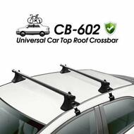 Universal Car Top Roof Cross Bar Crossbar Adjustable Rack