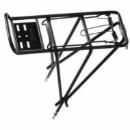 "Aluminium Alloy Bicycle Bike Rear Rack Carrier Adjustable 26"" to 28"""