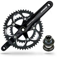 FSA Gossamer Double 10sp Road Bike Crankset Shimano BB86 172.5mm
