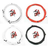 VENZO CHP Bike Brake Cables Set With Housing For Shimano Sram