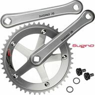 Sugino 144-Zen Road Fixie Track Bike Crankset 46T 170mm