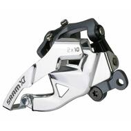 Sram X7 Mountain Bike Front Derailleur 2x10 Low Direct Mount