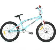 "Reckless JUMP J3 BMX Bike with Cromoly Frame Alloy Wheels 20"" Blue"