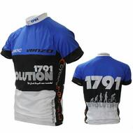 1791 Short Sleeve Bike Cycling Bicycle Jersey M/L/XL/XXL/XXXL