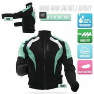 CDEAL Cycling Bicycle Jersey Wind Rain Jacket M/L/XL/XXL/XXXL