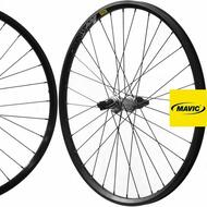 Mavic Rim Shimano LX Hub Bicycle Mountain Bike Wheelset 8 9 10 Speed 26""