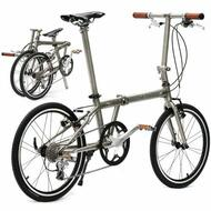 HASA Titanium Shimano Ultegra 10 Speed Foldable Folding Bike