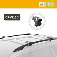 Car Roof Rack Cross Bars For Most Cars with Raised Rack Rails 110cm