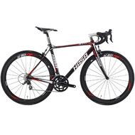 2014 HASA Carbon Shimano 105 Carbon Wheels Road Bike