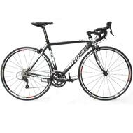 2014 HASA 18 Speed Road Bike Shimano Sora Black