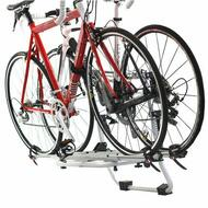 2 Bike Car Rear Carrier Rack Bicycle Racks Alloy