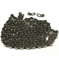 Ybn/yaban Chain For Shimano Sram 9 Speed Silver