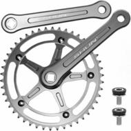 SHUN Track Fixie Road Bike CNC Crank Crankset 165mm 46T