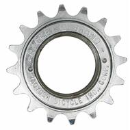 "16 Teeth Single Speed Bike Bicycle Freewheel Cassette 1/2""x1/8"""