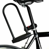 Bicycle Bike Cycling U Lock With Key