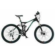 HASA 30 Speed Dual Suspension Mountain Bike SLX
