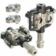 XPEDO Twins Mountain Bike Pedals Shimano SPD Compatible