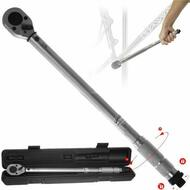 "1/2"" 42-210Nm 2-Way Bicycle Bike Torque Wrench Repair Tool"
