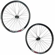 Stars Circle Shimano Deore M615 10 Speed Hubs MTB Wheelset 15mm Front & QR Rear