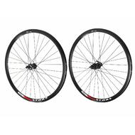 Stars Circle Shimano Deore M615 10 Speed MTB Wheelset QR Front & Rear