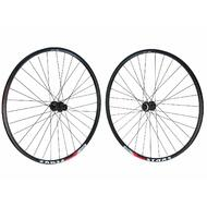 Stars Circle Shimano Deore 10 Speed Hubs MTB Wheelset 15mm Front 12mm Rear