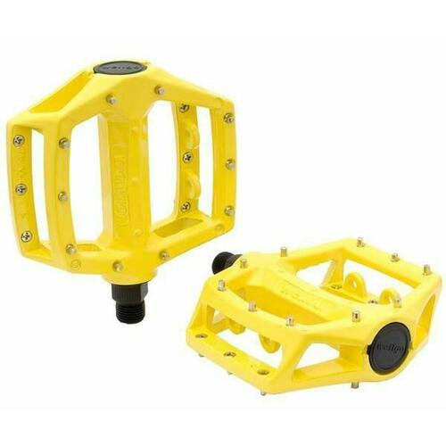 WELLGO Alloy BMX Bike Platform Pedals