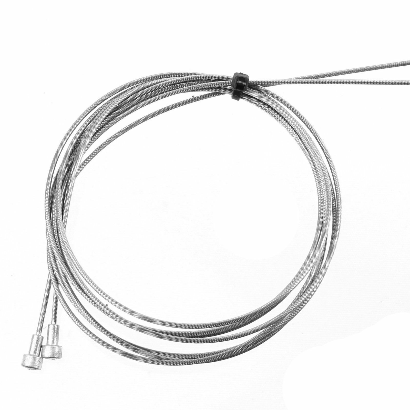 Slick Stainless Steel Mountain Bike BMX Brake Cables For Shimano