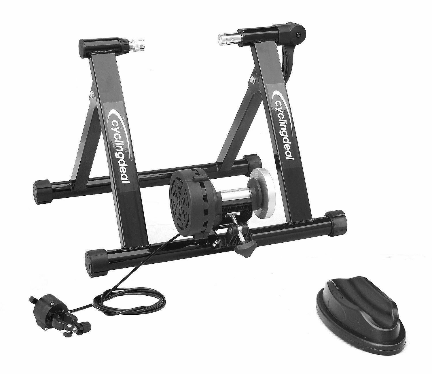 Buy Indoor Bike Bicycle Cycling Trainer Stand With Resistance