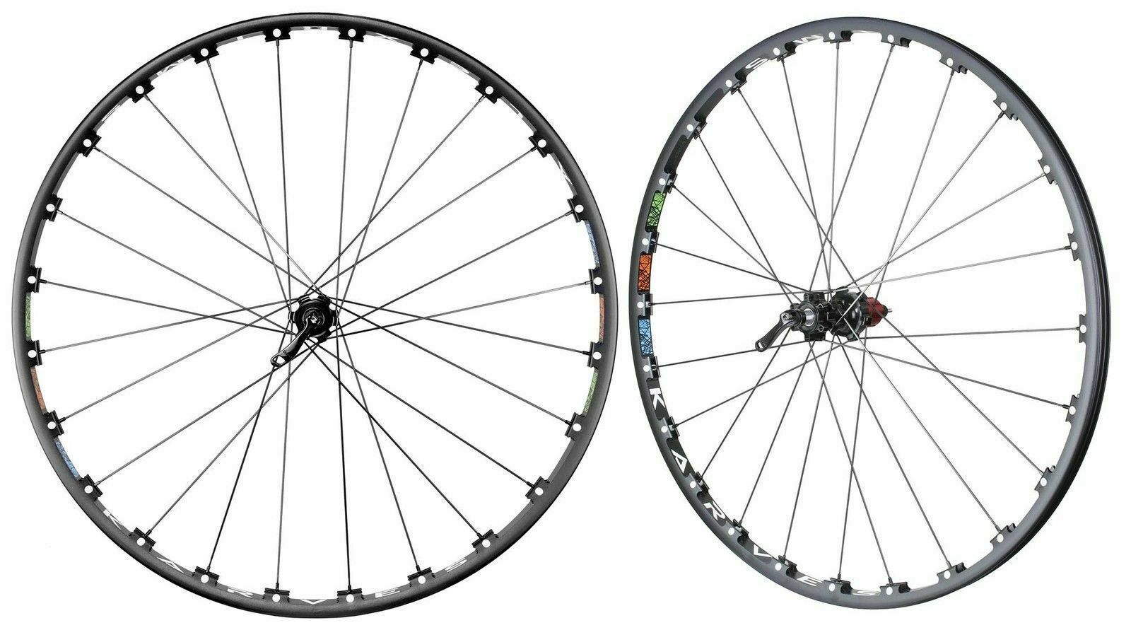 Alexrims KARVES MTB Bike Disc Brake Wheelset For Sram Shimano 10 Speed 27.5""