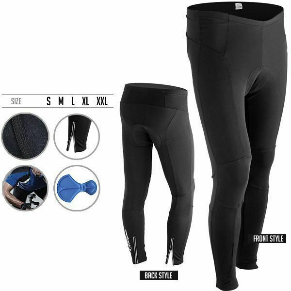 Bicycle Cycling Long Shorts Pants Extra Thick S