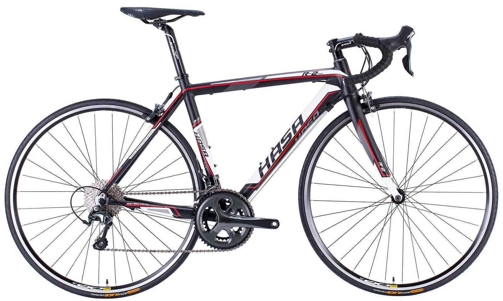 HASA R2 Shimano Tiagra 20 Speed Alloy Road Bike 50cm