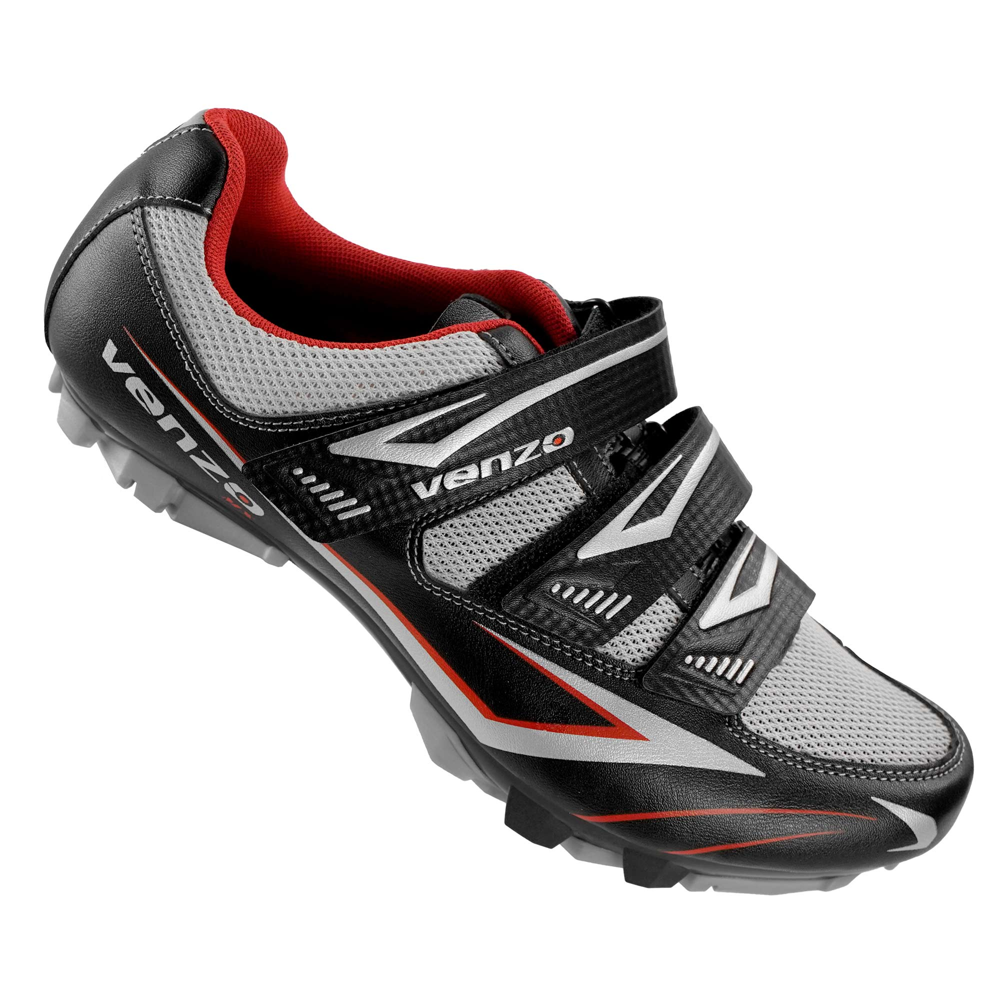 Venzo Mountain Bike Bicycle Cycling Shimano SPD Shoes 47