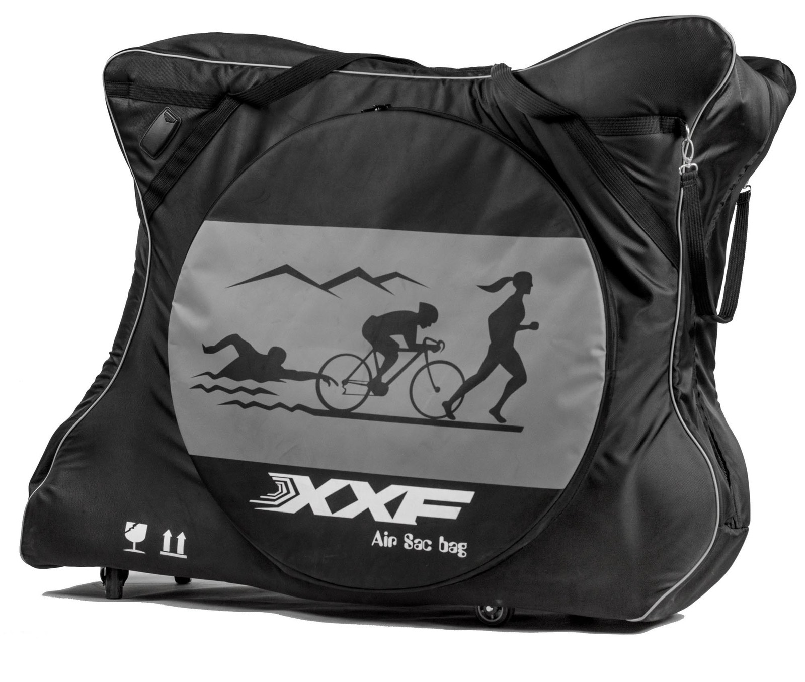 Buy XXF Bicycle Transport Travel Case Bag For 700c Road ...