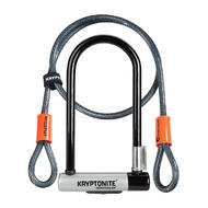 Kryptonite Kryptolok Series 2 STD with 4' Flex U Lock and Cable