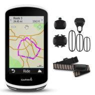 Garmin Edge 1030 GPS Cycling Computer Bundle 010-01758-21