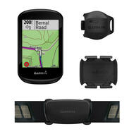 Garmin Edge 830 Bike Bicycle GPS Touchscreen Computer Sensor Bundle (02061-12)