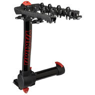 "YAKIMA Fullswing Swing Away 4 Bikes 2"" Hitch Bike Rack Carrier"