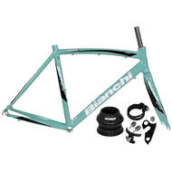 Bianchi Coast to Coast Nirone 7 Road Bike Bicycle Alloy Frame with Carbon Fork 700c 54cm