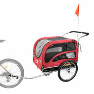 CyclingDeal Bicycle Bike Pet Trailer and Stroller