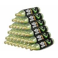 30 x 86mm Unthreaded 16g CO2 Cartridges