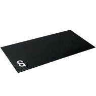 "Bicycle Trainer Floor High Density Exercise Spin Bike Mat (36"" x 72"") (91.44 cm x 182.88 cm)"