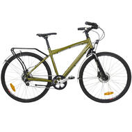 CyclingDeal Internal Geared 8 Speed Alloy Disc City Road Mountain Bike 700C