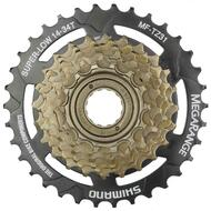 Shimano MF-TZ31 Tourney Bicycle Mega-range Multi Freewheel 7 Speed 14-34T